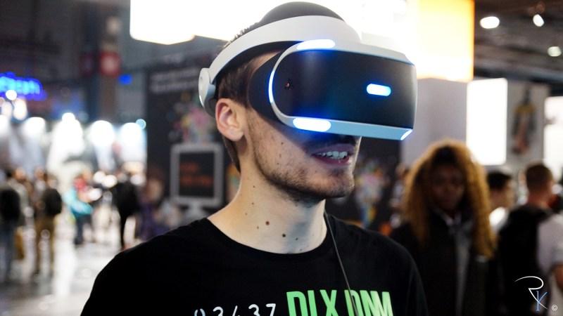Playstation VR PGW