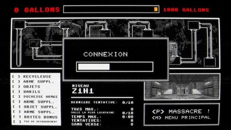 Screenshot de STRAFE