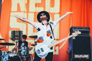 Red Sun Rising - Download Festival France 2017 - Jour 3