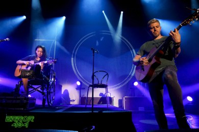 Concert du groupe Rodrigo y Gabriela au Bataclan, Paris 2017. Photographe : Romain Keller, Error 404.