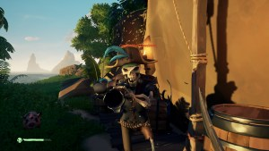 Combats Sea of Thieves