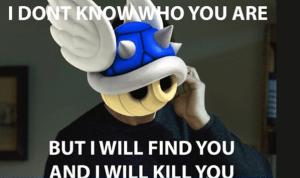 Mario n'est pas serein.