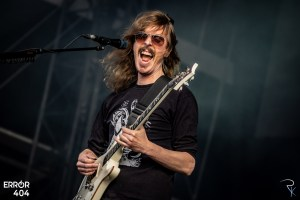 Opeth au Download festival Error404 par Romain Keller