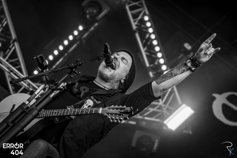 Eluveitie au Download festival Error404 par Romain Keller