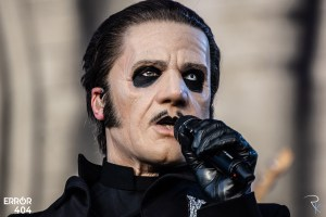 Ghost au Download festival Error404