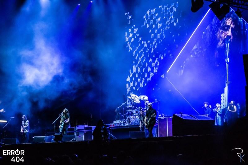 Foo Fighters au Download festival Error404 par Romain Keller
