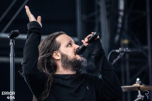 Jonathan Davis au Download festival Error404 Romain Keller