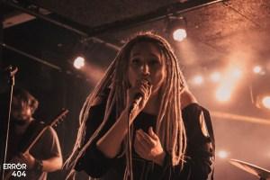 Dizorder au Backstage BTM 21/06/18. Crédit photo : Juliette Plachez