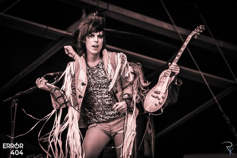 The Struts au Download festival Error404 par Romain Keller