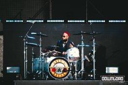 Guns N Roses au Download Festival France 2018 sur Error404