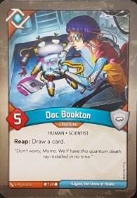 Doc Bookton - Keyforge