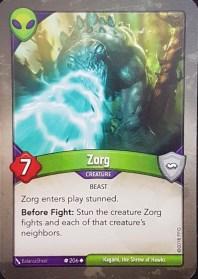 Zorg - Keyforge