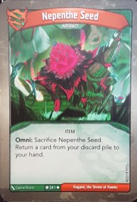 Nepenthe Seed - Keyforge