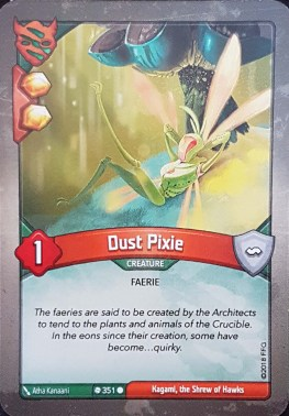 Dust Pixie - Keyforge
