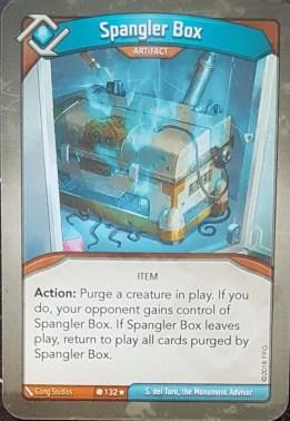 Spangler Box - Keyforge