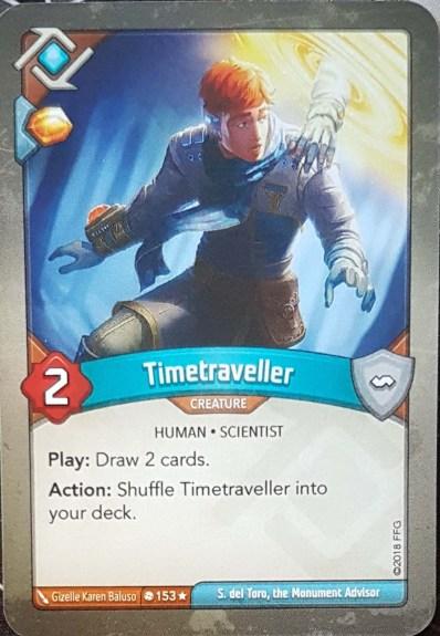 Timetraveller - Keyforge