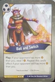 Balt And Switch - Keyforge