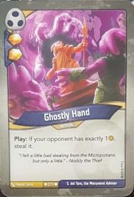 Ghostly Hand - Keyforge