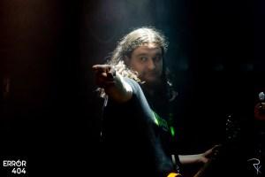 Stoned Jesus au Petit Bain © Photographie de Romain Keller pour Error404