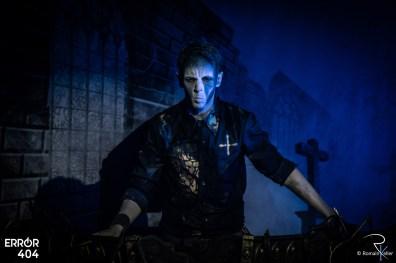 Powerwolf @ Bataclan Photographe © Romain Keller pour Error404