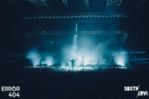 Bring Me The Horizon au Zénith de Paris - Error404