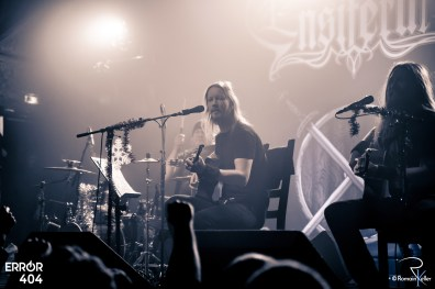 Ensiferum @ La Machine du Moulin Rouge Photographe © Romain Keller pour Error404