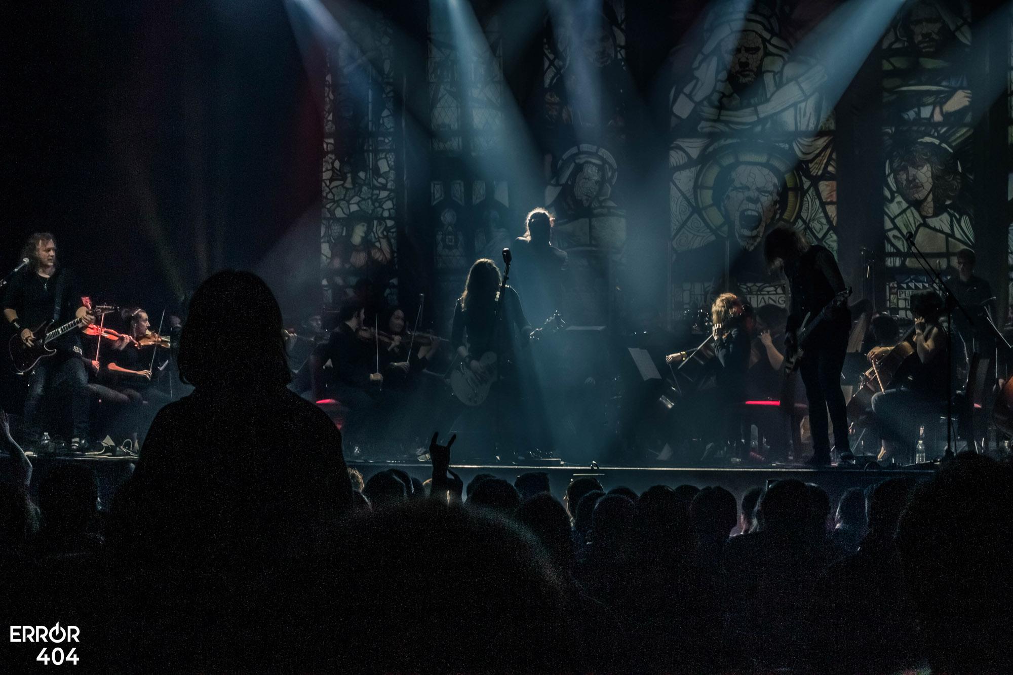 Live report : Metallica show – Garage Dayz @Casino de Paris – 21/11/18