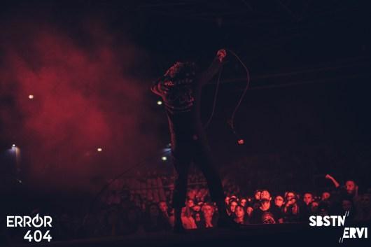 Photo The Fever 333 - Zénith de Paris - Error404