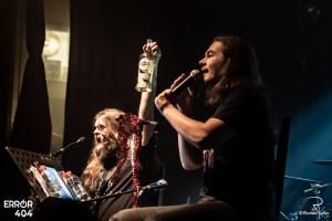 Trio De Facto @ La Machine du Moulin Rouge Photographe © Romain Keller pour Error404