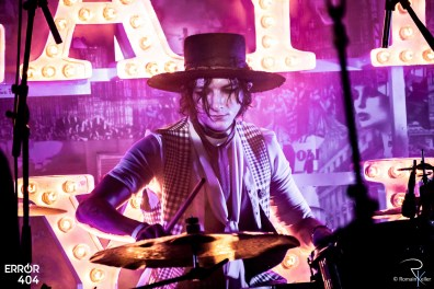 Palaye Royale @Point Ephémère , Photographe © Romain Keller pour Error404
