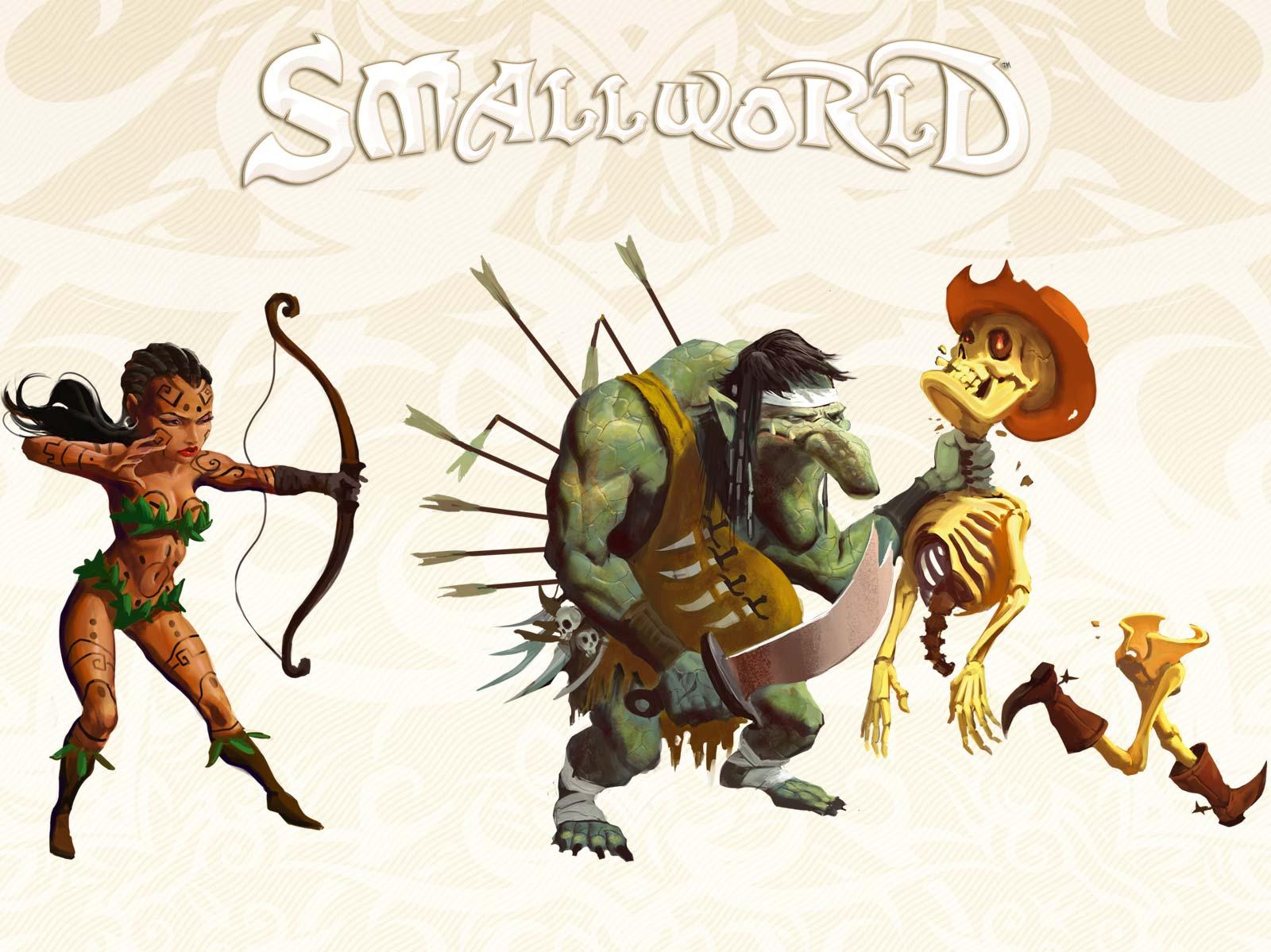 Smallworld – De la conquête au déclin