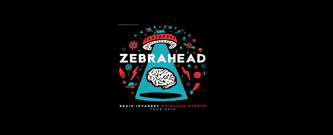 CONCOURS : 4 places pour Zebrahead à Paris