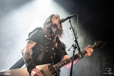 Robert Flynn Machine Head - Le Trianon - Photographie de Romain Keller pour Error404