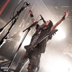 Machine Head - Le Trianon - Photographie de Romain Keller pour Error404