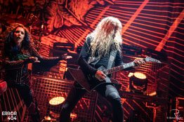 Arch Enemy au Zenith - Romain Keller Pour Error404