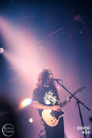 Alcest @ La Machine du Moulin Rouge - Emma Forni