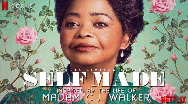 Self Made : la série Netflix qui retrace l'histoire du pionnière de la cosmétique capillaire afro-américaine