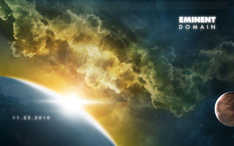 Eminent Domain – La gestion de main galactique