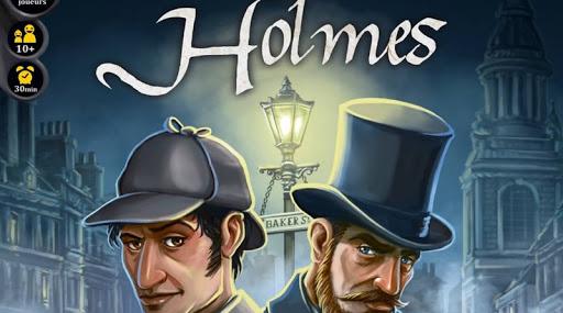 Holmes contre Moriarty