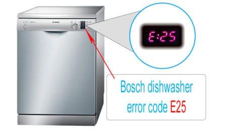 Bosch dishwasher error codes e15 e22 e01 e09 the error code pros error code e22 publicscrutiny Image collections