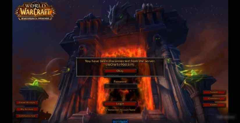 Fix WOW51900319 World of Warcraft Error Code in 5 Simple Ways