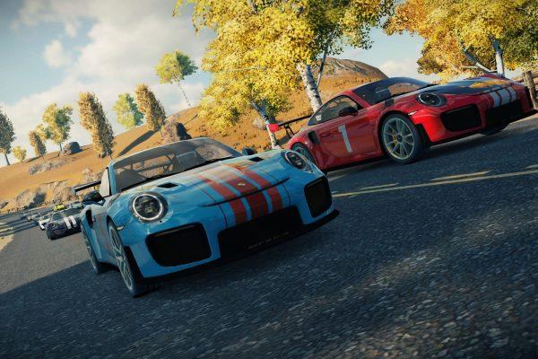 Gear.Club 2 Unlimited Porsche Edition