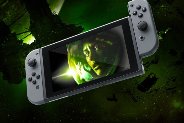 Alien Isolation (Nintendo Switch)