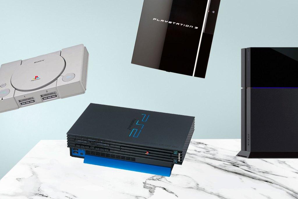 Sony Playstation konsolit