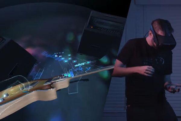 Unplugged: Air Guitar VR
