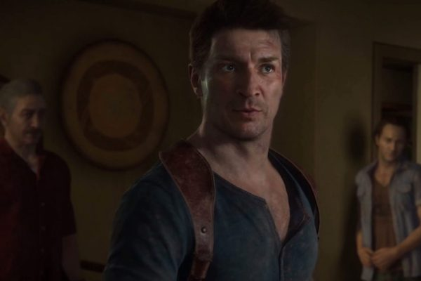 Uncharted 4 x Nathan Fillion
