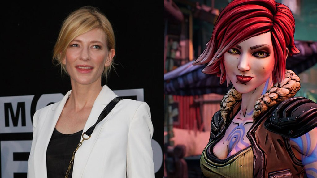 Borderlands / Lilith the Siren / Cate Blanchett