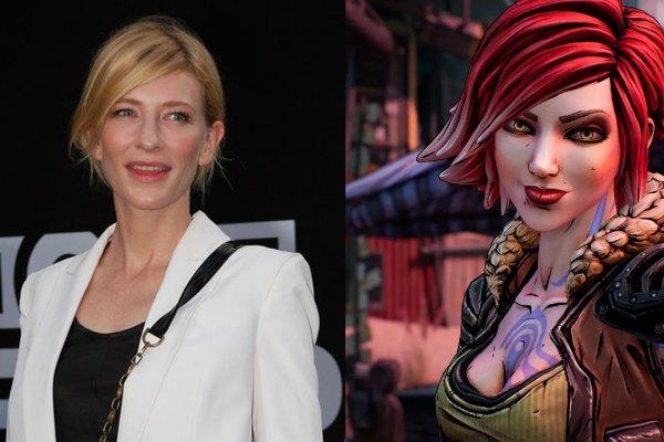 Borderlands / Lilith the Siren / Cate Blanchett