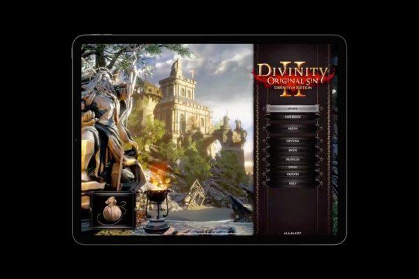 Divinity: Original Sin II - Apple iPad