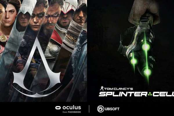Assassin's Creed & Splinter Cell VR